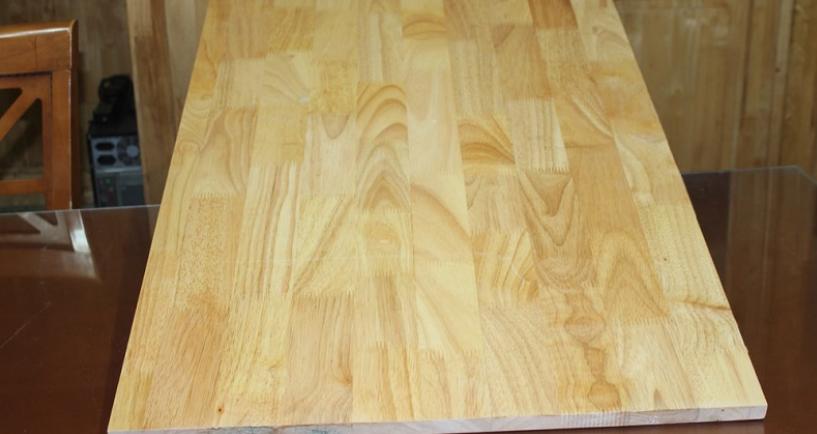 Ván ghép gỗ cao su phân phối tại Nguyên Gỗ với mức giá rẻ
