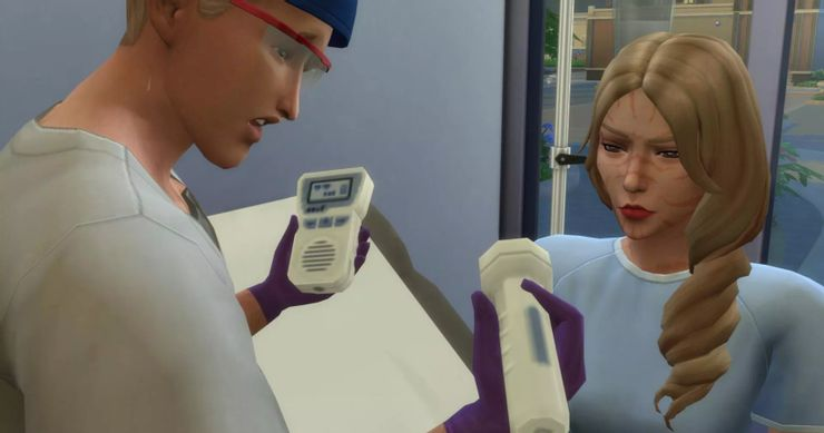 sims 4 better sickness system: Thegamedial