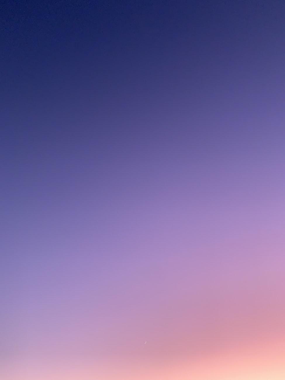 sunset linkedin background