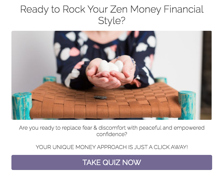 financial coaching quiz