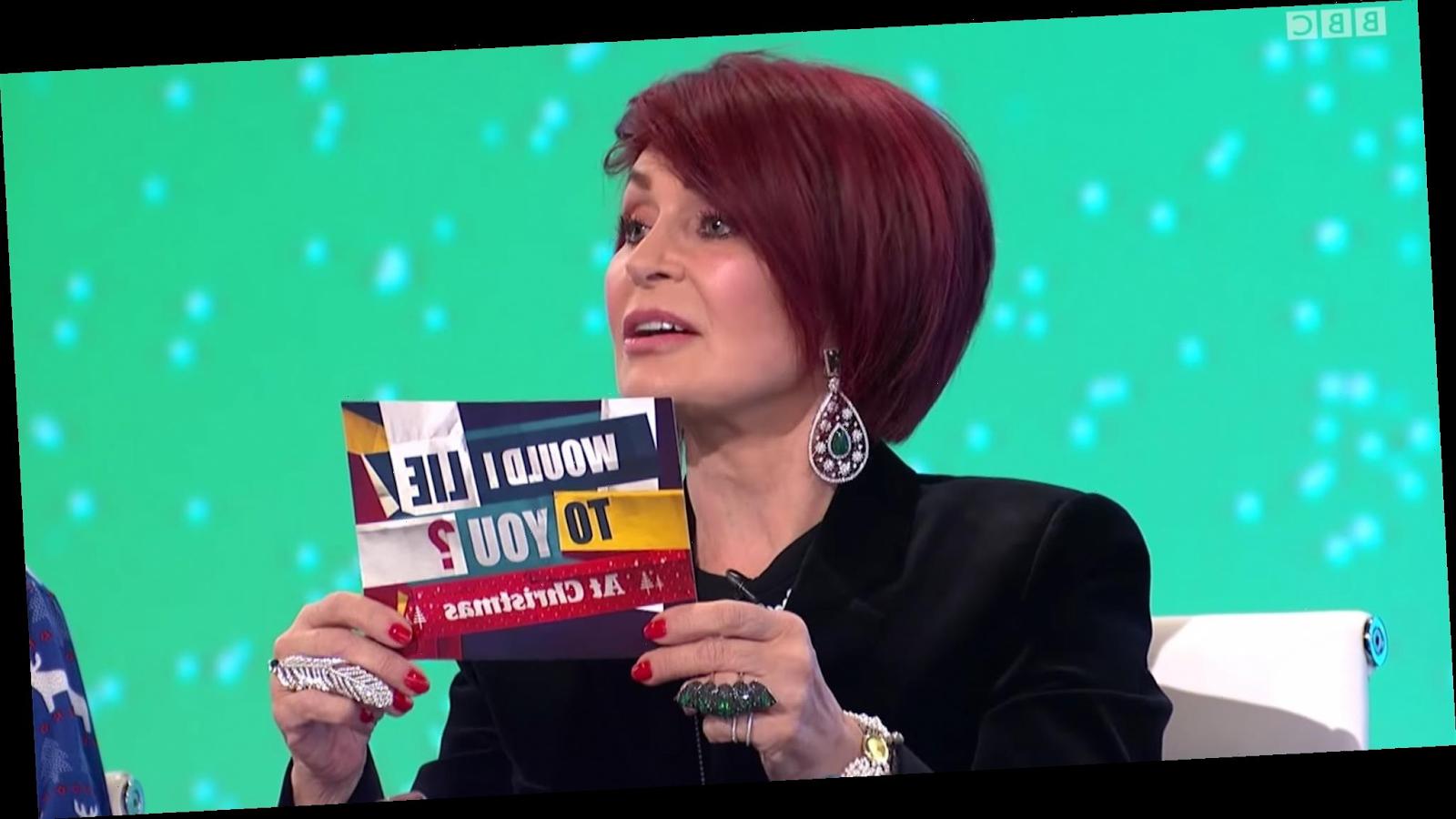 ¿Sharon Osbourne obligó a un asistente a adentrarse en incendio?