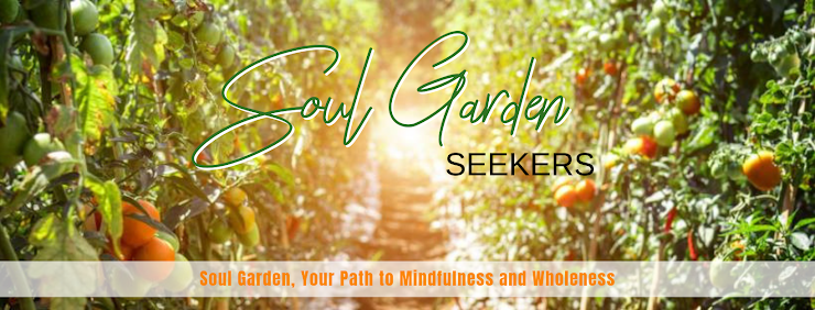 We will happily welcome you there. https://www.facebook.com/groups/SoulGardenSeekers