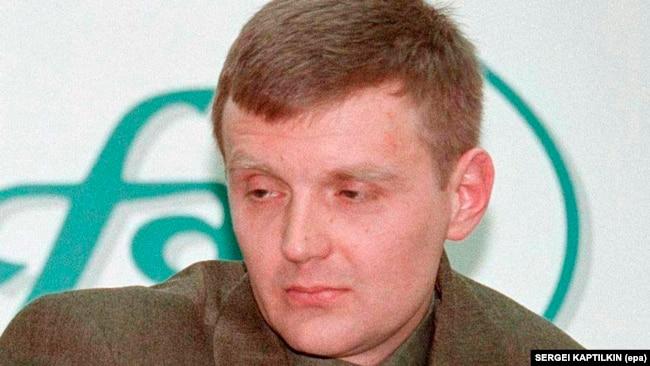 Александр Литвиненко (1962–2006)