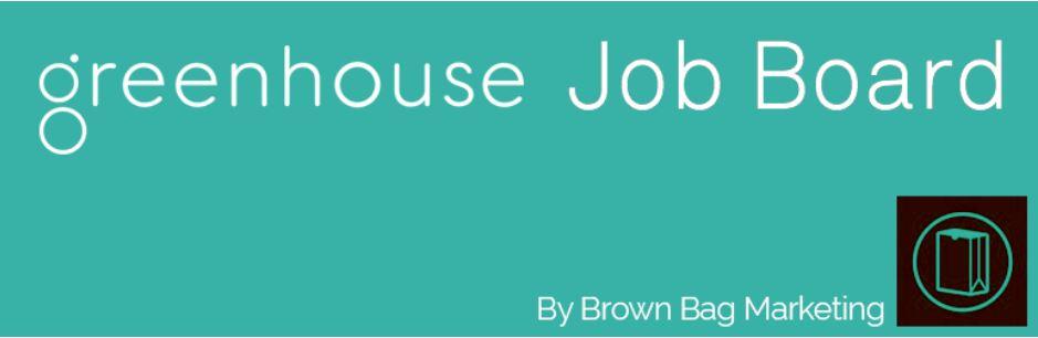 greenhouse job board
