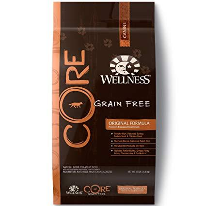 Image result for wellness core dog food