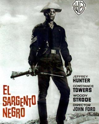 El sargento negro (1960, John Ford)
