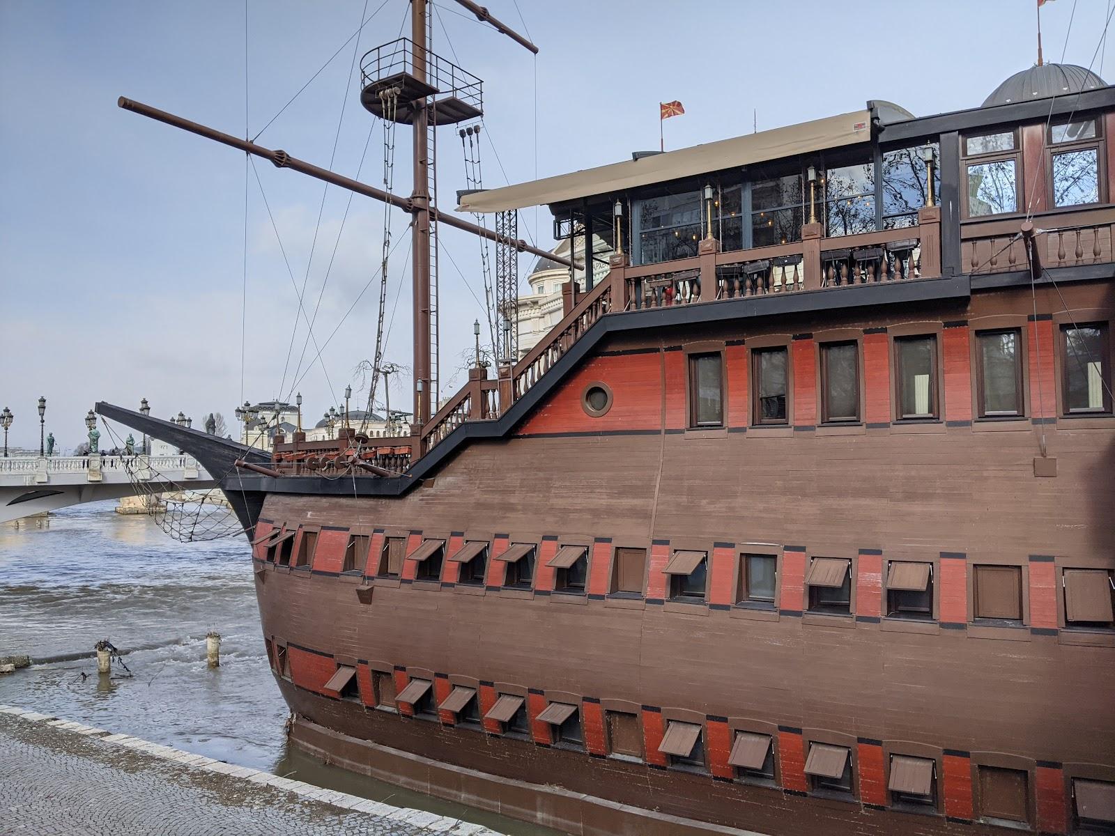 Senigallia Boat Hotel