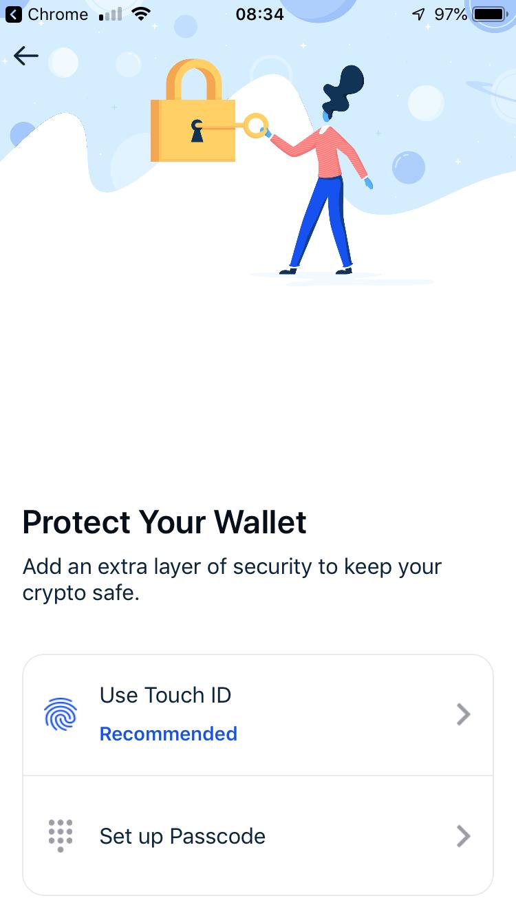 Zabezpieczenie portfela bitcoina