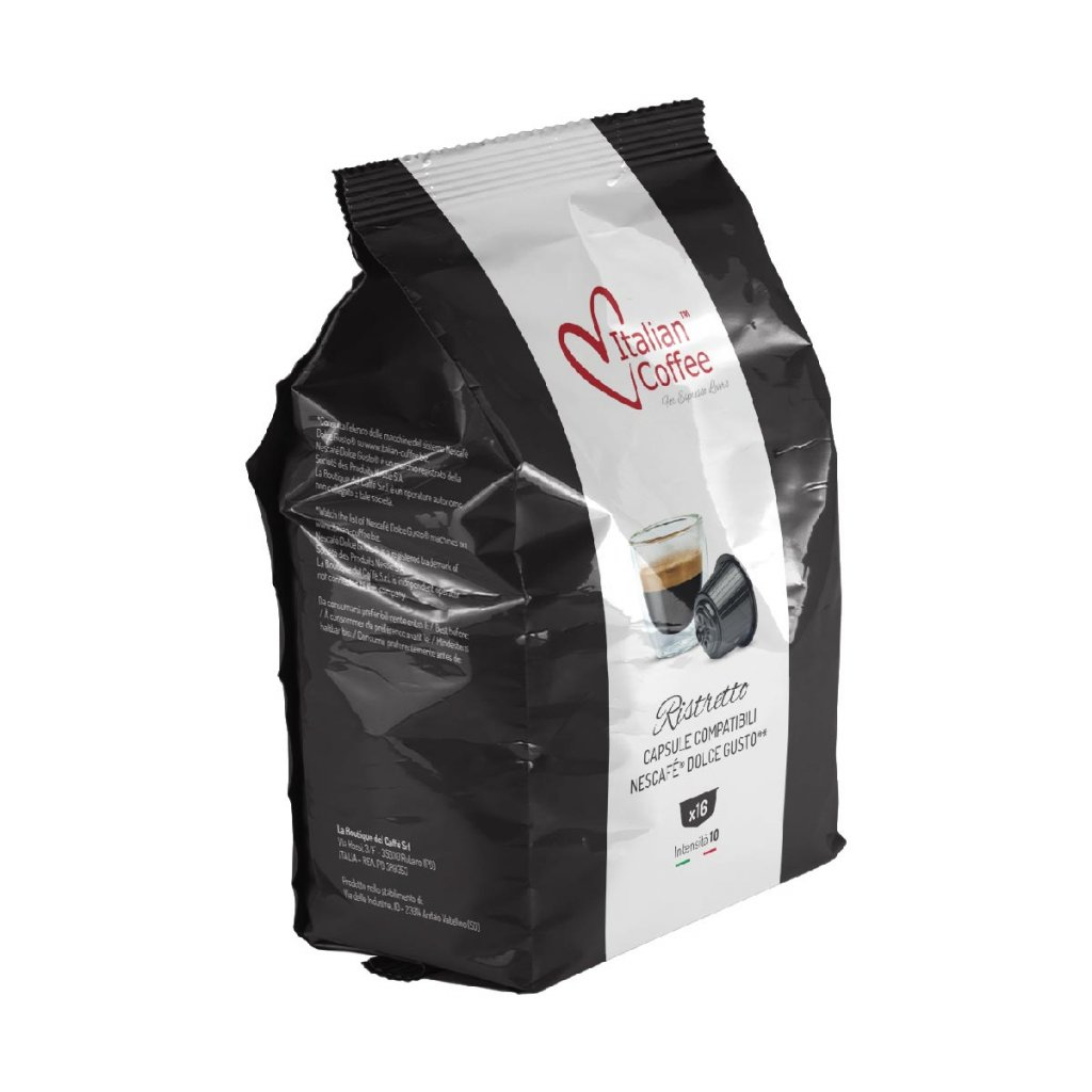 Kávové kapsle ristretto Nescafé