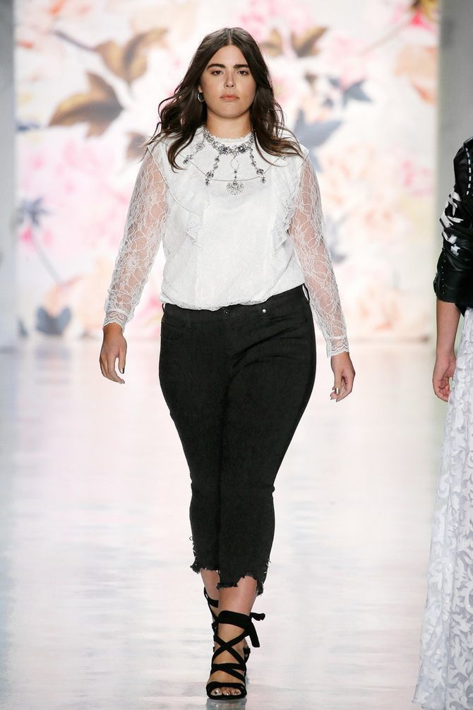 Plus-size fashion: best ideas for trendy outfits 2020 15