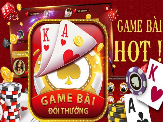 Trò chơi đánh bài trực tuyến đổi tiền