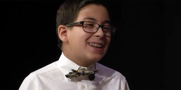 WILLIAM MAILLISCậu bé thiên tài 9 tuổi muốn chứng minh Thiên Chúa hiện hữu