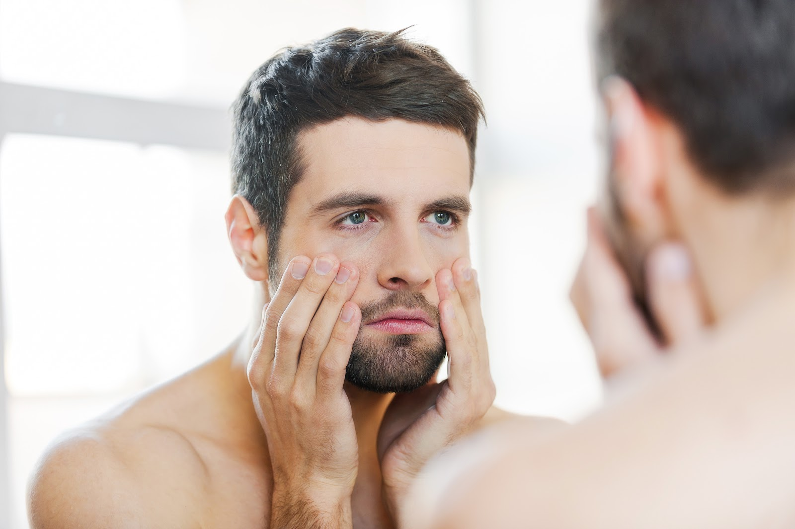 The UK Sees A Rise In 'Male Makeovers' & Cosmetic Surgery Procedures