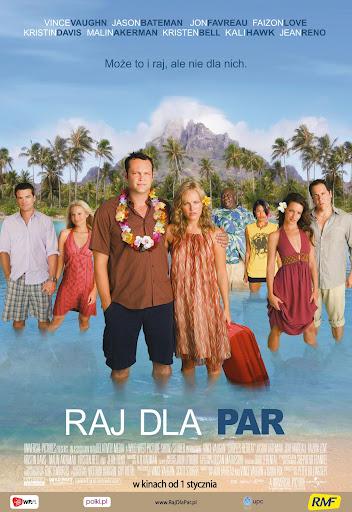 Polski plakat filmu 'Raj Dla Par'