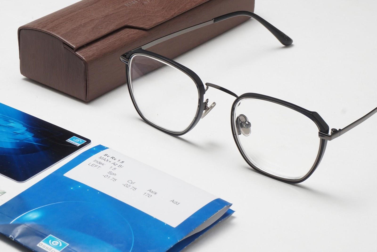 Có nên mua tròng kính Max AZ Essilor không? - 277041