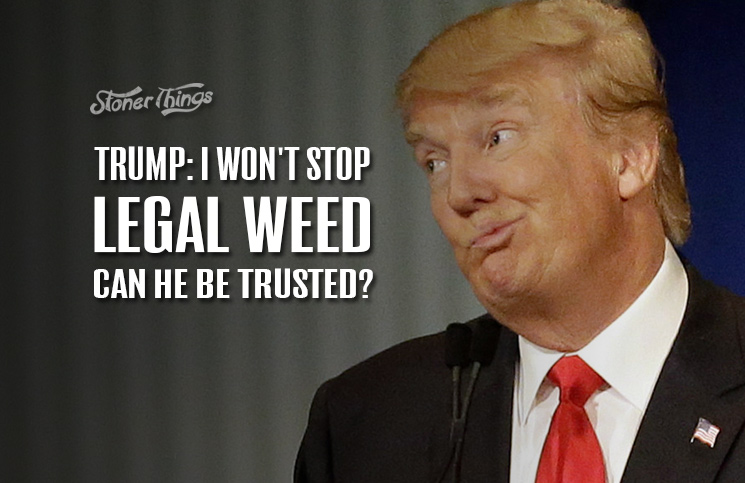 Can you trust the Trump?