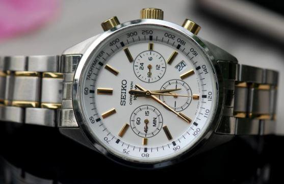 hướng dẫn sử dụng đồng hồ đeo tay Seiko