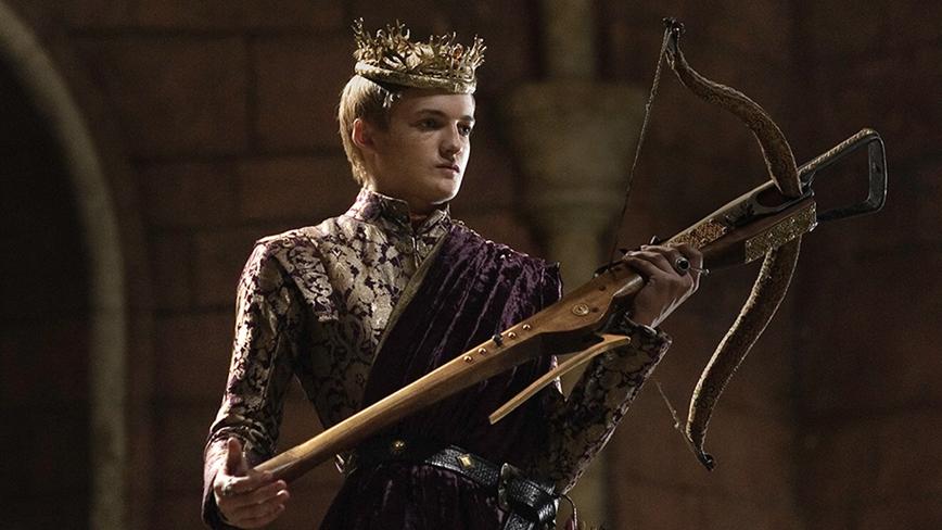 Joffrey Baratheon disturbi psicologici nel trono di spade