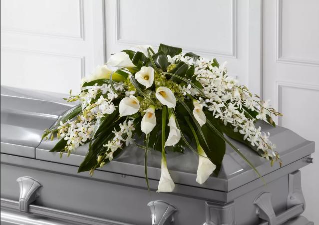 Какие цветы можно класть на могилу 🚩 венок на могилу 🚩 Разное