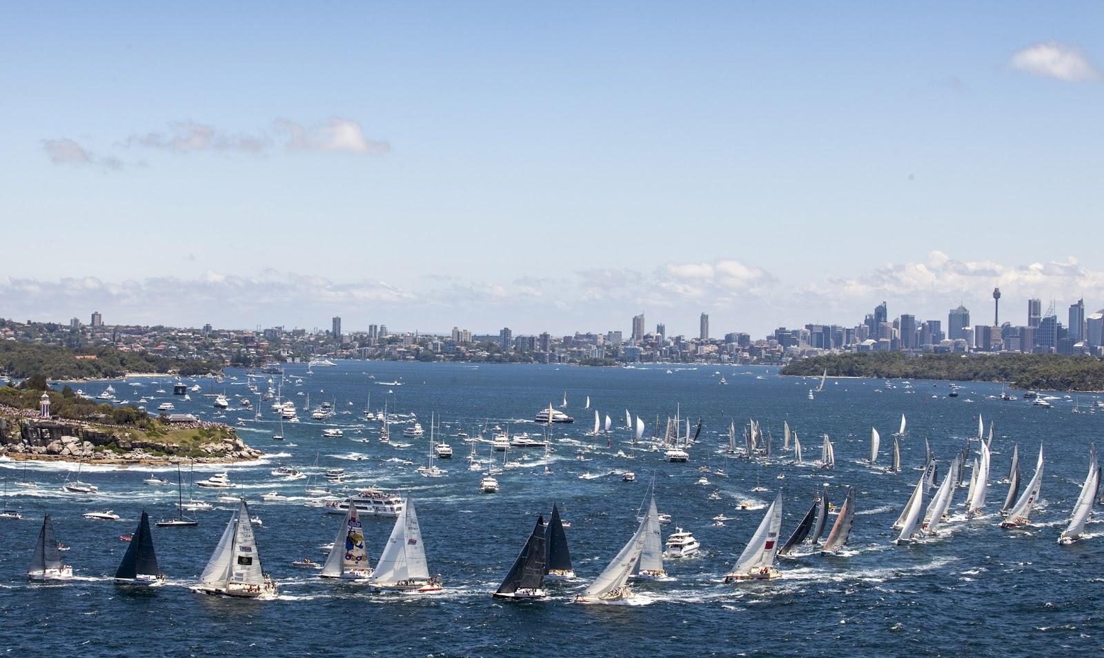 Регата Rolex Sydney Hobart Yacht Race