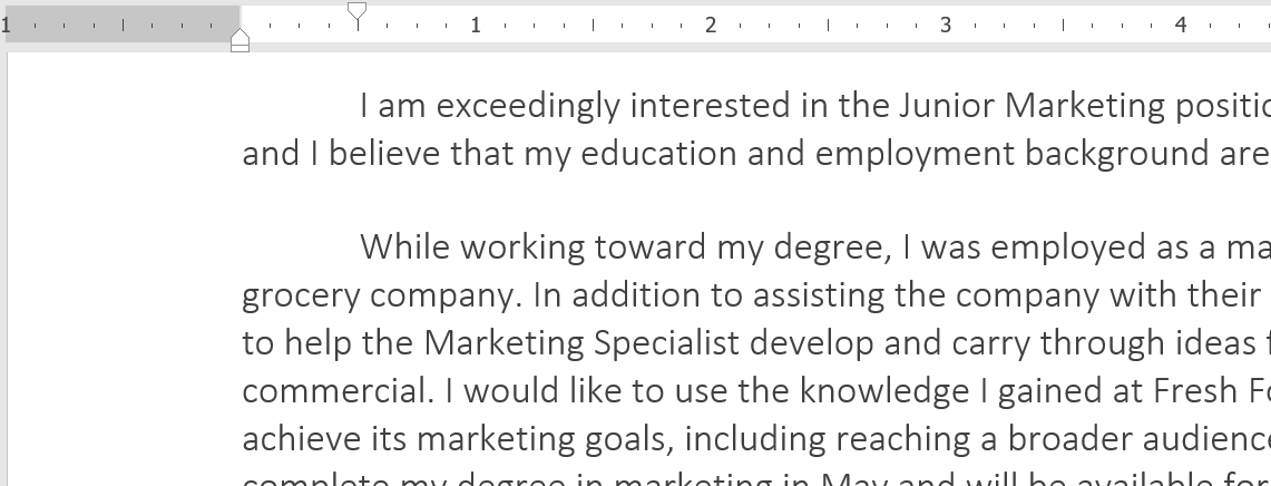 Indent On Cover Letter from lh6.googleusercontent.com