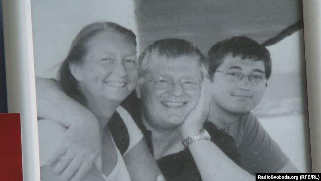 Родичі Пітера Плуга, які загинули у рейсі MH17 над Донбасом