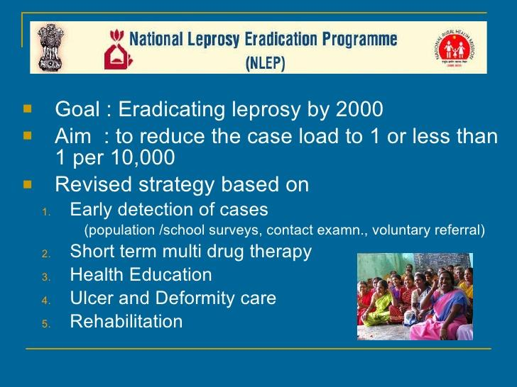Image result for leprosy programmes india