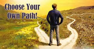 Choose Your Path | Orlando Espinosa