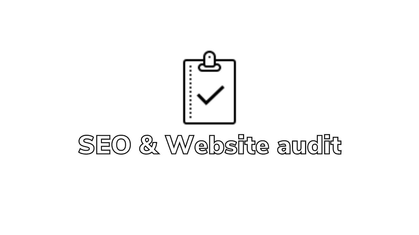 SEO & Website audit