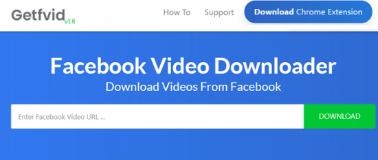 How do I download a video from Facebook
