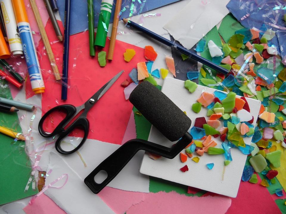Art Supplies, Art, School ...