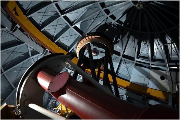 Le Télescope Bernard Lyot