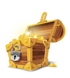 Chasse au trésor : jeux d'extérieur et d'animation 6-10 ans sans contact