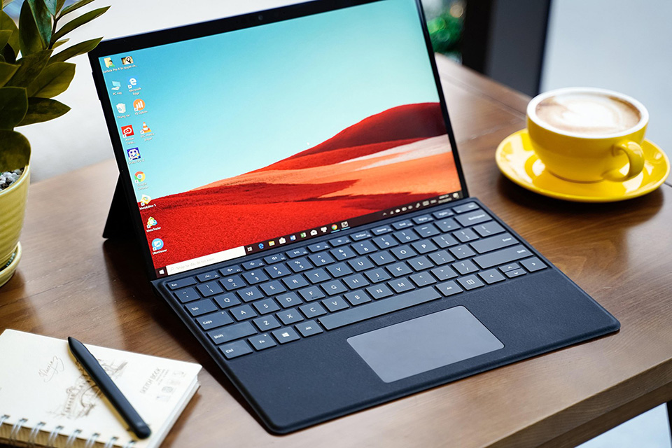 Thiết Kế Surface Pro X