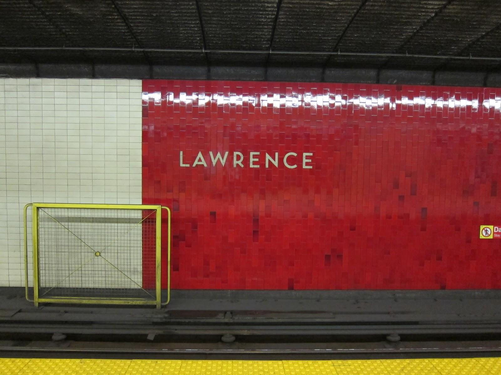 Station Fixation: Lawrence