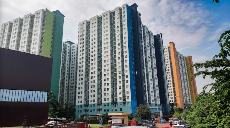 Apartemen dekat Bandara Halim Perdanakusuma: Pancoran Riverside Apartment