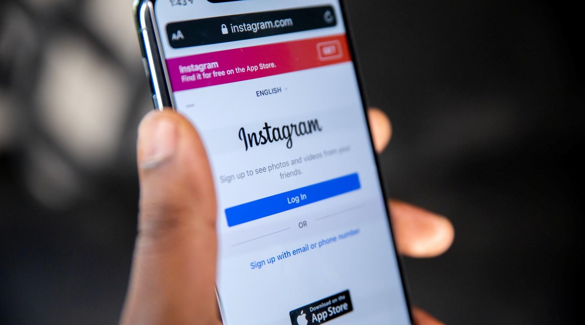 Vender mais pelas redes sociais usando o Instagram é uma maneira de ter as facilidades de uma loja virtual sem precisar contratar uma plataforma de e-commerce. (Foto: Unsplash)