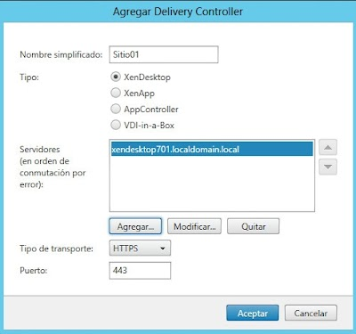Delivery Controller