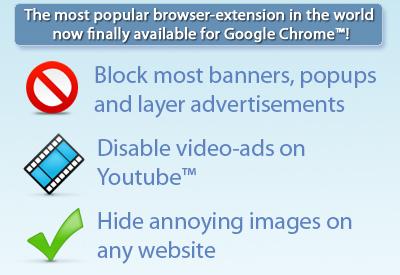 Еще один список 5 лучших расширений для Chrome
