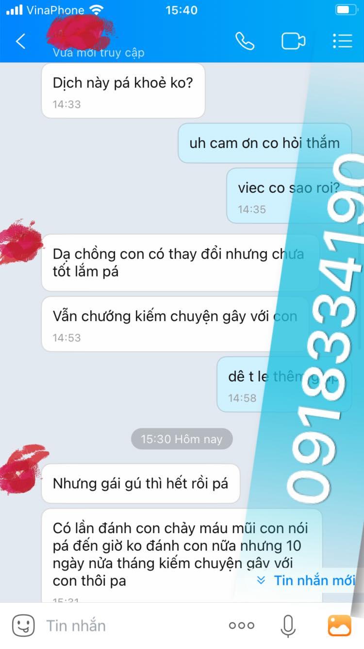 Thầy bùa yêu ở Nam Định uy tín