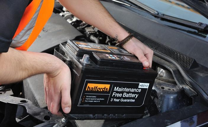 Battery Reconditioning a car battery