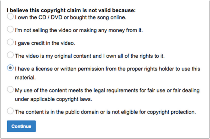Guide to YouTube Content ID & Copyright Notices – Envato
