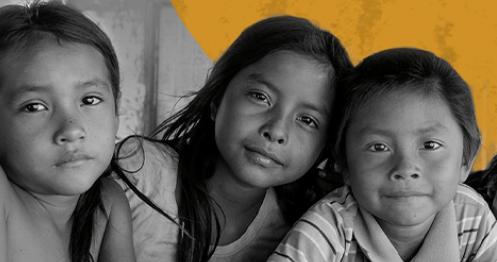 Crianças indígenas de Roraima Foto:  arquivo pessoal Devair Fiorotti