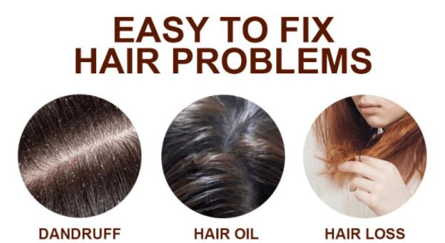 Hair Darkening Shampoo benefits