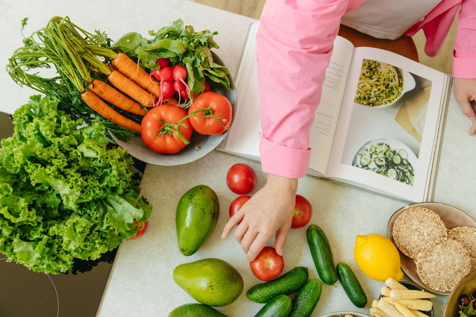 Benefits of going organic