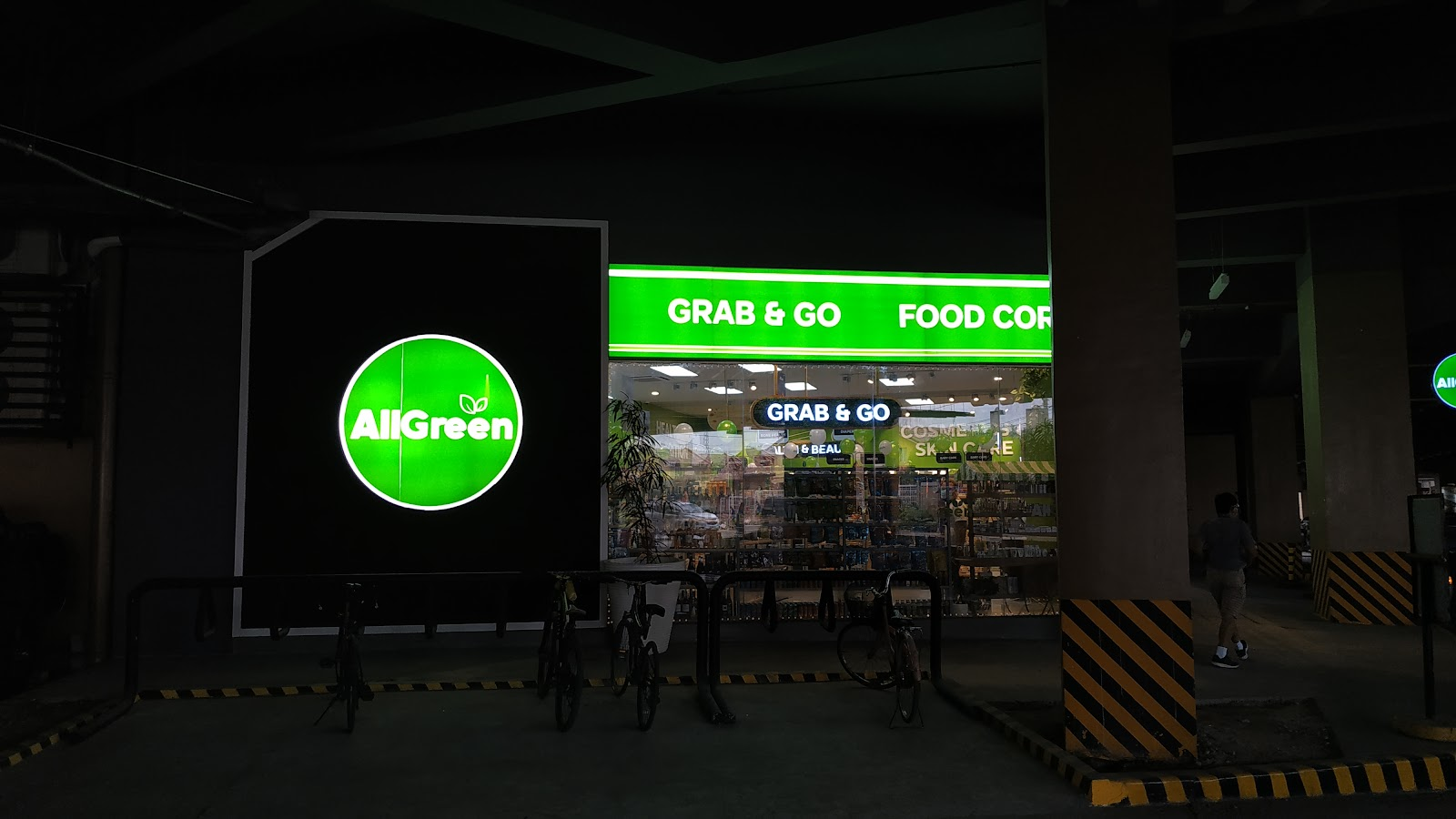 AllGreen, your one-stop healthy green living shop in Vista Mall Taguig near The Courtyard COHO, a preselling condo for sale near BGC