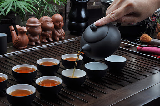 Nguyên tắc trà đạo