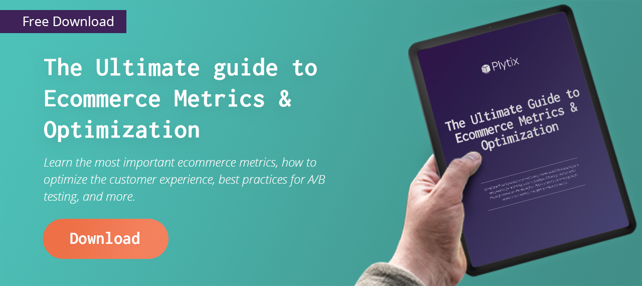 ultimate guide to ecommerce metrics ebook