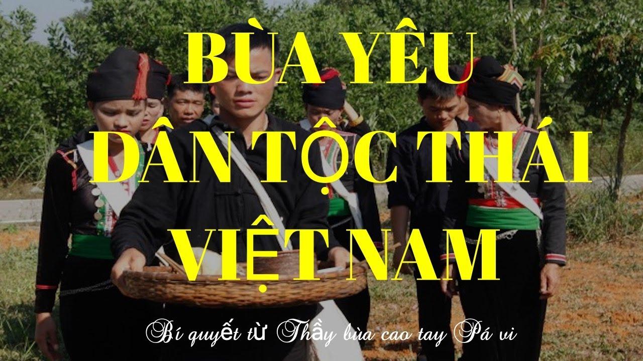 Bùa yêu Sơn La có nguồn gốc từ dân tộc Thái Đen và dân tộc Mường
