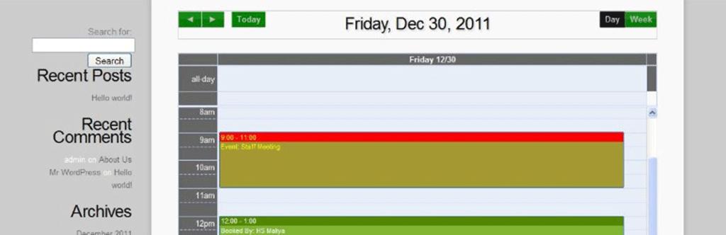 plugin appointment calendar para reservas no wordpress